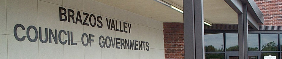 Brazos Valley Council of Governments & Workforce Solutions Brazos Valley