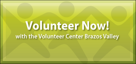 Brazos Valley Council of Governments - Volunteer